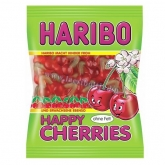 Haribo gumicukor 100 g Happy Cherries