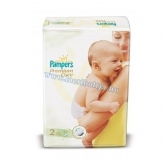 Pampers Premium Care pelenka (2) Mini 3-6 kg 78 db-os