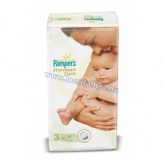 Pampers Premium Care pelenka (3) Midi 4-9 kg 80 db-os