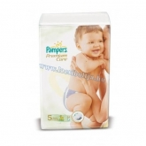 Pampers Premium Care pelenka (5) Junior 11-18 kg 44 db-os