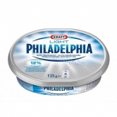 Philadelphia sajtkrém Light 125 g