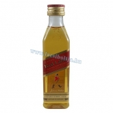 Johnnie Walker Red Label Whisky 0,05 l mini üveges