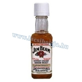 Jim Beam whisky 0,05 l mini üveges
