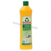 Frosch Cream cleaner orange 500 ml narancsos súrolószer