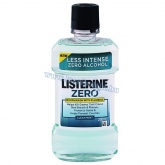 Listerine szájvíz 500 ml Zero Alcohol
