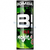 Bomba Mojito energiaital 250 ml green energy