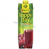 Rauch Happy day Gránátalma 30 % 1 l pomegranate