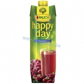 Rauch Happy day Vörösáfonya ital 30 % 1 l cranberry