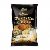 Sam Mills Tex-Mex tortilla chips nacho cheese (sajtos) 125 g