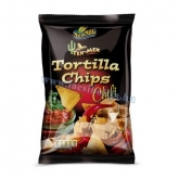 Sam Mills Tex-Mex tortilla chips chili 125 g