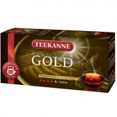 Teekanne Gold fekete tea strong 20 x 2 g