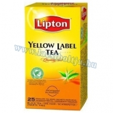 Lipton tea gasztro 25 filteres Yellow Label 25 x 1,8 g