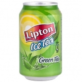Lipton ice tea 0,33 l green