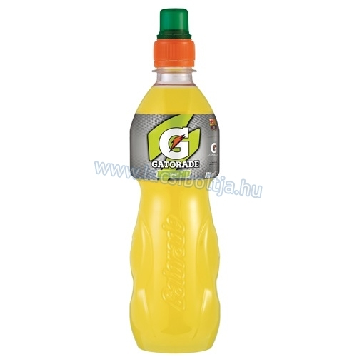 Gatorade lemon citromízű sportital 0,5 l