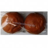 Puffancs hamburger zsemle 2 db-os 200 g