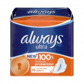 Always ultra plus intimbetét 10 db-os