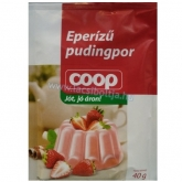 Coop pudingpor 40 g Eperízű