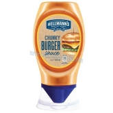 Hellman's burger sauce hamburger szósz 250 ml