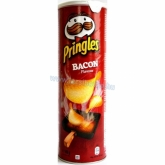 Pringles dobozos chips 165 g bacon