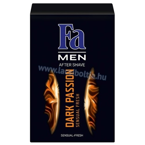 Fa after shave dark passion 100 ml