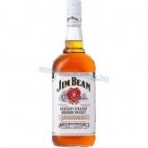 Jim Beam whiskey 1 l