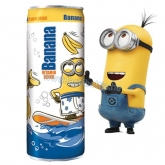Bello Banana vitamin drink energiaital 250 ml Minions