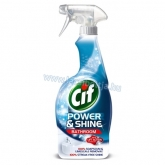 Cif power & shine bathroom fürdőszobai vízkőoldó spray 750 ml