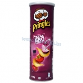 Pringles dobozos chips 165 g Texas barbecue sauce