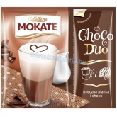 Mokate to go choco duo instant tejes ital 45 g