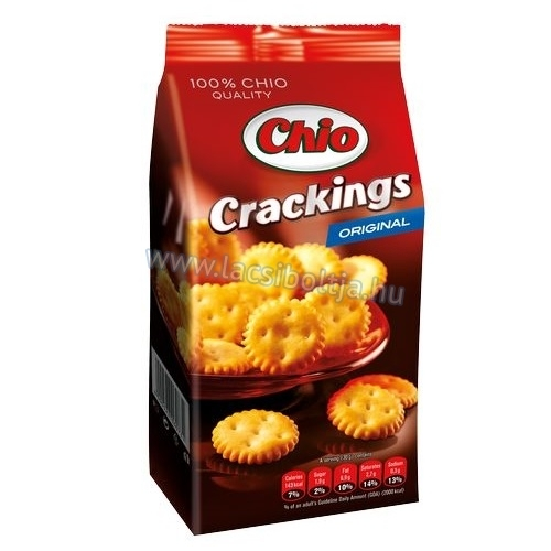 Chio crackings original sós 100 g