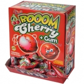 Fini rágó Booom Cherry 200 x 5 g