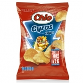 Chio chips 150 g Streetfood gyros