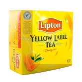 Lipton Yellow Label tea 100 db-os 200 g