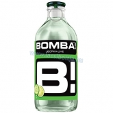 Bomba uborka-lime energiaital üveges 250 ml