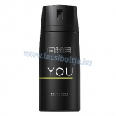 Axe deo spray 150 ml you