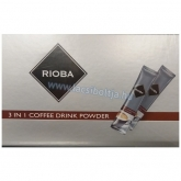 Rioba 3 in 1 instant kávé 50 x 18 g (44 Ft/db)