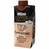 Mizo Coffee selection Cappuccino uht 330 ml laktózmentes