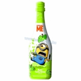 Bello party pezsgő Minions grape - szőlős 0,75 l alkoholmentes