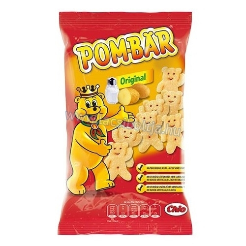 Pom bar chips original 50 g