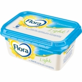 Flóra margarin 500 g light (laktózmentes)