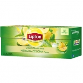 Lipton green tea quince (birsalma) 25 filter 40 g