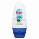 Baba deo roll-on golyós dezodor aloe balzsam 50 ml