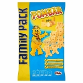 Pom bar chips 100 g Family pack sajtos