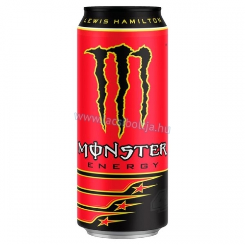 Monster energiaitali 500 ml Lewis Hamilton