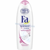 Fa tusfürdő winter love coconut kiss 250 ml