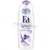 Fa tusfürdő winter love blueberry dream (kékáfonya álom) 250 ml
