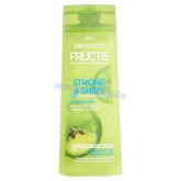Garnier Fructis Strong & Shiny 2in1 sampon normál hajra 250 ml