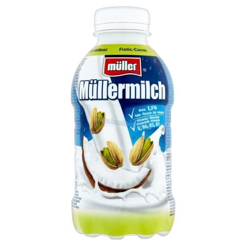 Müllermilch Pistazie