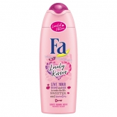 Fa tusfürdő Lovely Kisses 250 ml