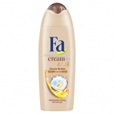 Fa krémtusfürdő Cream & Oil kakaóvaj 250 ml